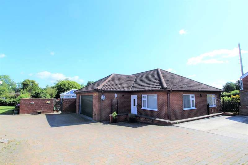 3 Bedrooms Detached Bungalow for sale in Post Office Lane, Spilsby, PE23 5LQ