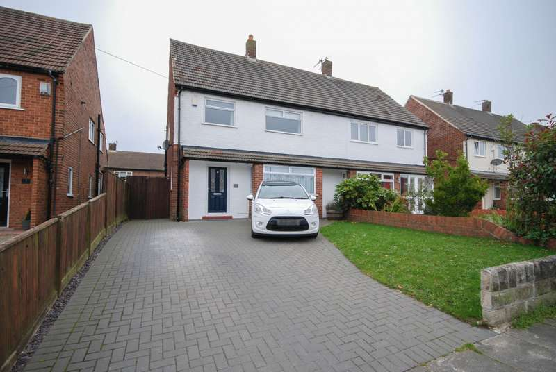 3 Bedrooms Semi Detached House for sale in Wellands Lane, Whitburn