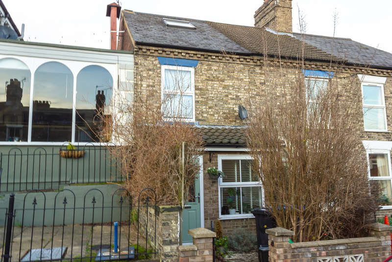 3 Bedrooms Terraced House for sale in Stafford Street, Norwich NR2