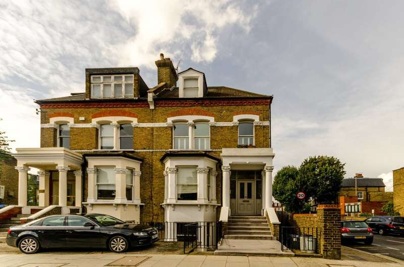 1 Bedroom Flat for sale in Fulham Road, Fulham, SW6