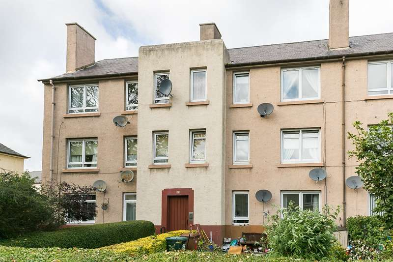 2 Bedrooms Flat for sale in Granton Place, Edinburgh, EH5