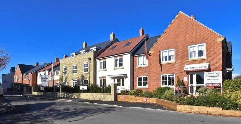 Property for sale in Hardy Lodge, Shaftesbury: **75% ALREADY SOLD!**