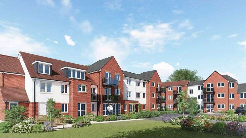 Property for sale in Chiltern Lodge, Princes Risborough: **SELLING FAST!**