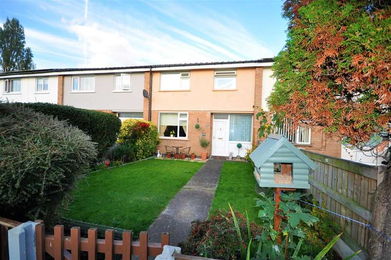 3 Bedrooms Terraced House for sale in Cairns Crescent, Blacon, Chester