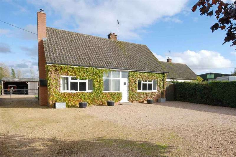 2 Bedrooms Detached Bungalow for sale in Rugby Road, Harborough Magna, RUGBY, Warwickshire
