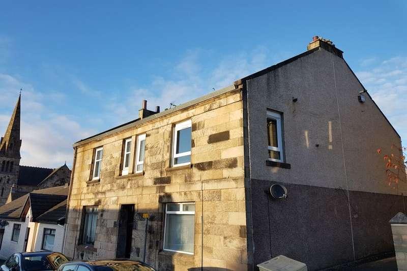 1 Bedroom Flat for sale in East Thornlie Street, Wishaw, ML2