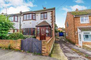 3 Bedrooms Semi Detached House for sale in Frittenden Road, Wainscott, Rochester, Kent