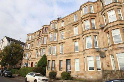 2 Bedrooms Flat for sale in Somerville Drive, Glasgow