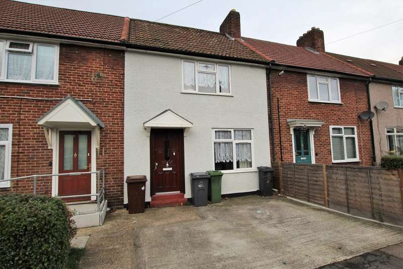 3 Bedrooms Terraced House for sale in Boxoll Road, Dagenham, Essex, RM9 5UD