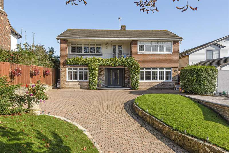4 Bedrooms Detached House for sale in Mill Hill, Shoreham-By-Sea
