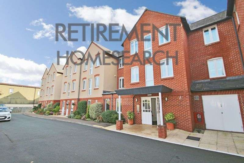 1 Bedroom Property for sale in Wallace Court, Ross-on-Wye, HR9 7FW