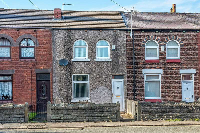 2 Bedrooms House for sale in Billinge Road, Wigan, Greater Manchester, WN5
