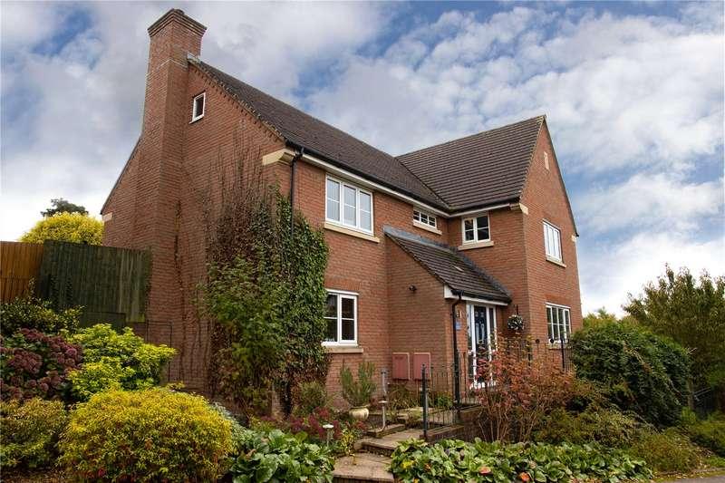 6 Bedrooms Property for sale in Pencoed View, Llanmartin, Newport NP18