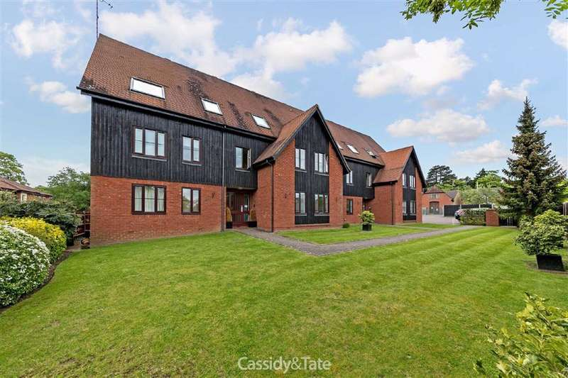 2 Bedrooms Property for rent in Mount Road, Wheathampstead - AL4 8BX