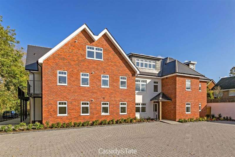 2 Bedrooms Property for sale in Heath Farm Lane, St Albans, Hertfordshire