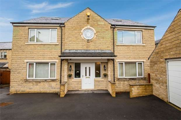 6 Bedrooms Detached House for sale in Old Lane, Brighouse, West Yorkshire