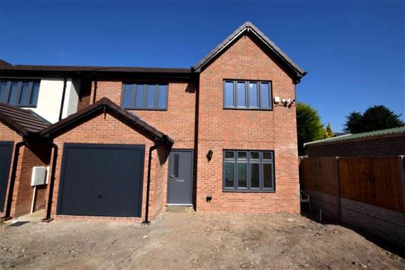 5 Bedrooms Detached House for sale in Jennifer Walk, Birmingham, B25 8XP
