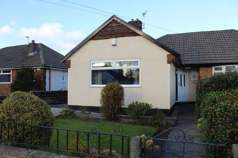 2 Bedrooms Bungalow for sale in Kings Drive, Bradford, West Yorkshire, BD2