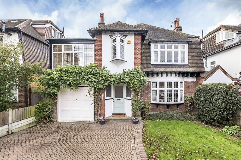 4 Bedrooms Detached House for sale in Radnor Road, Twickenham, TW1