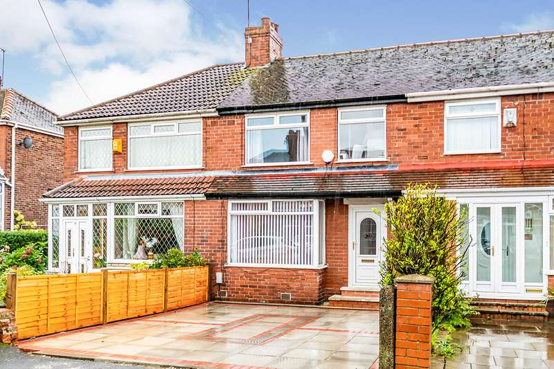 3 Bedrooms House for sale in Perth Avenue, Chadderton, Oldham, Greater Manchester, OL9