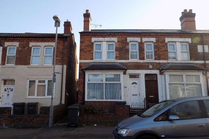 3 Bedrooms Property for sale in College Road, Alum Rock, Birmingham, B8