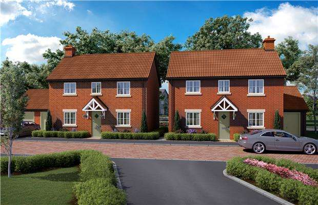 3 Bedrooms Detached House for sale in The Kington, Harford Place, Rangeworthy, BRISTOL, BS37 7LZ