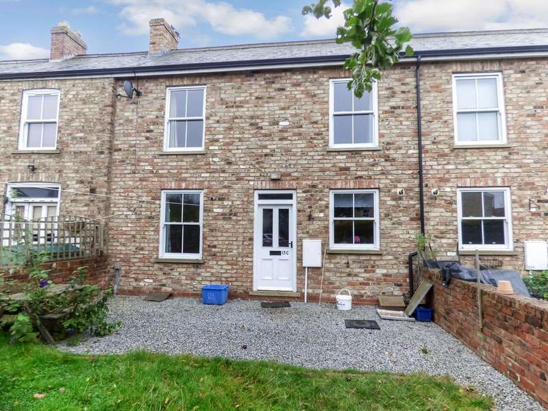 3 Bedrooms Terraced House for sale in Ash Cottage, 13c Wycar, Bedale