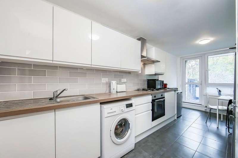 3 Bedrooms Flat for sale in Stroudley Walk, London E3