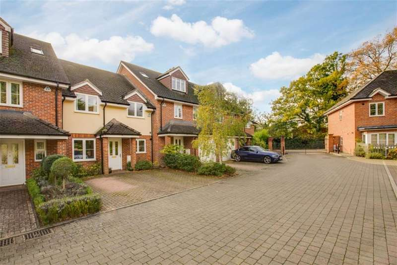 3 Bedrooms House for sale in White House Court, Chesham Road, Amersham, Buckinghamshire, HP6 5FD