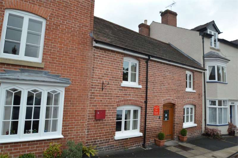 1 Bedroom Terraced House for rent in 18 Bromley Court, Lower Broad Street, Ludlow, SY8