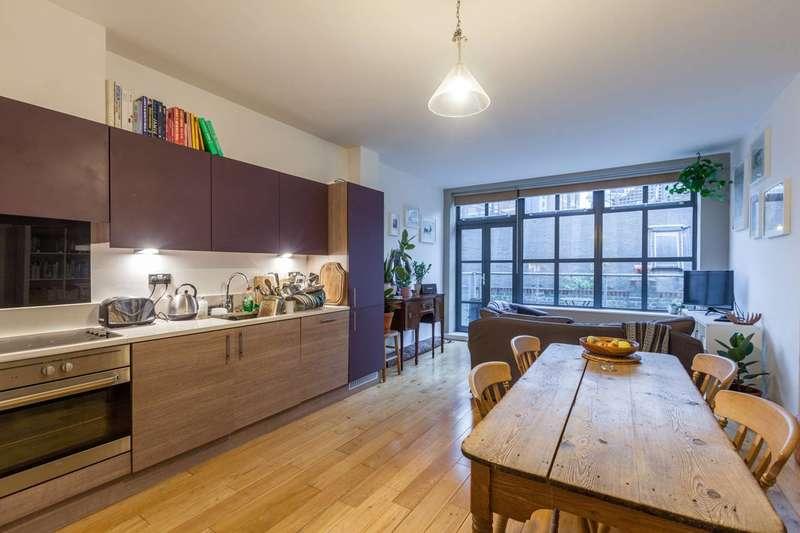 3 Bedrooms Flat for sale in Davenant street, Aldgate, E1