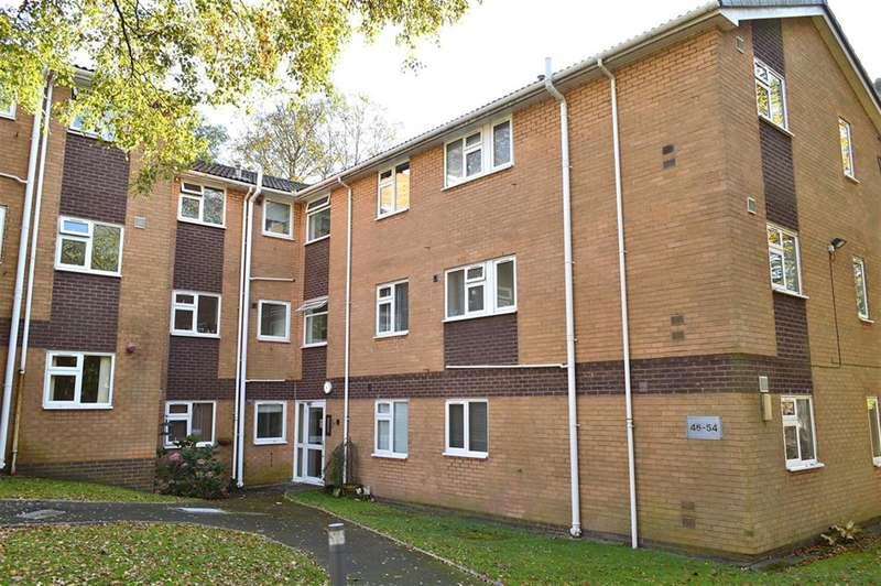 2 Bedrooms Apartment Flat for sale in Grange Court, Oldham, OL8 4ES