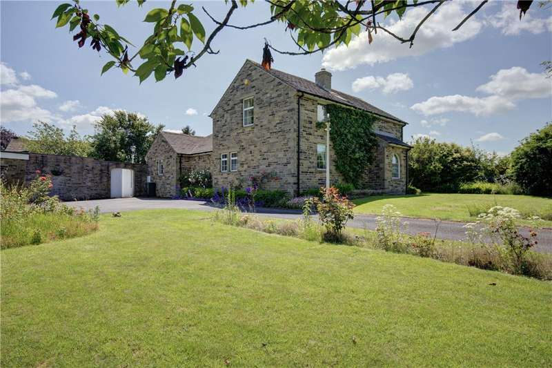 3 Bedrooms Detached House for sale in Raines Cottage, Raines Meadows, Grassington, Skipton