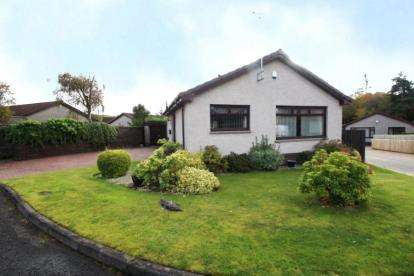 2 Bedrooms Bungalow for sale in Greenwell Park, Glenrothes