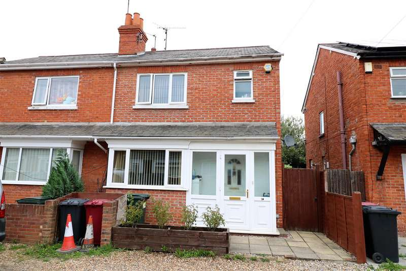 3 Bedrooms Semi Detached House for sale in Rylstone Road, Reading