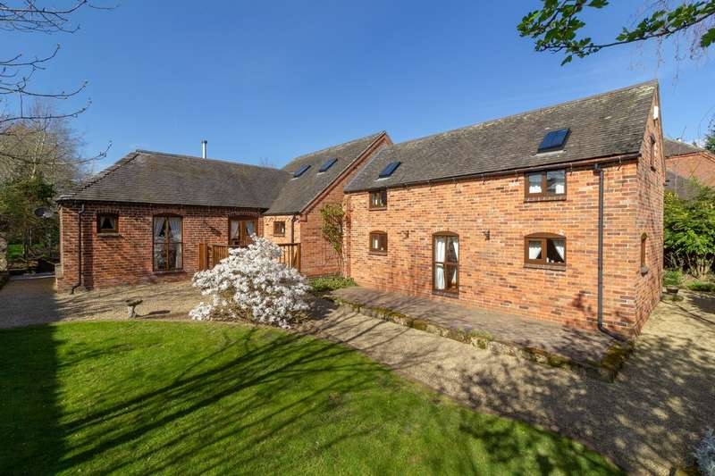 4 Bedrooms House for sale in Bretby, Burton-on-Trent