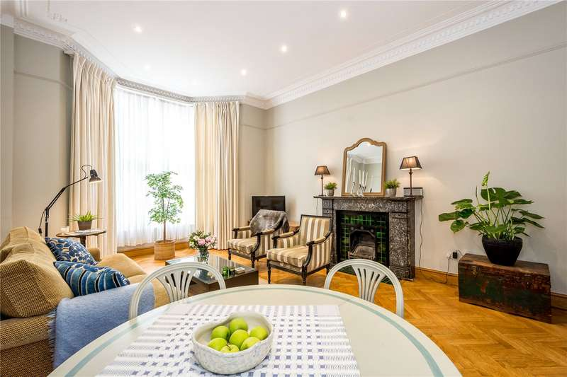 1 Bedroom Apartment Flat for sale in Cheniston Gardens, London, W8