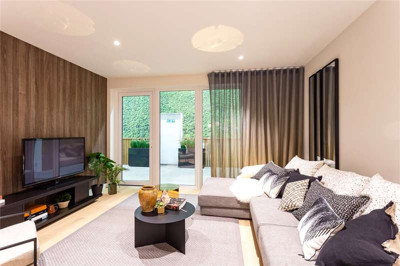 3 Bedrooms Apartment Flat for sale in The Northern Quarter, 50 Capitol Way, London, NW9
