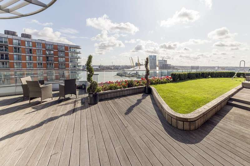 3 Bedrooms Flat for rent in New Providence Wharf, Canary Wharf, E14