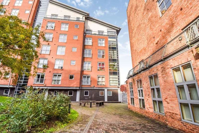 2 Bedrooms Flat for sale in Sanvey Gate, Leicester, LE1