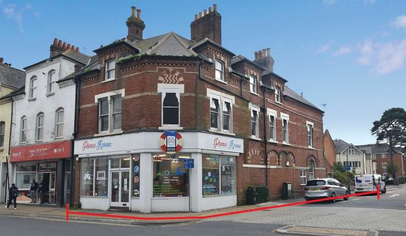 8 Bedrooms Residential Development Commercial for sale in Christchurch Road, Bournemouth, Dorset, BH1 4AG