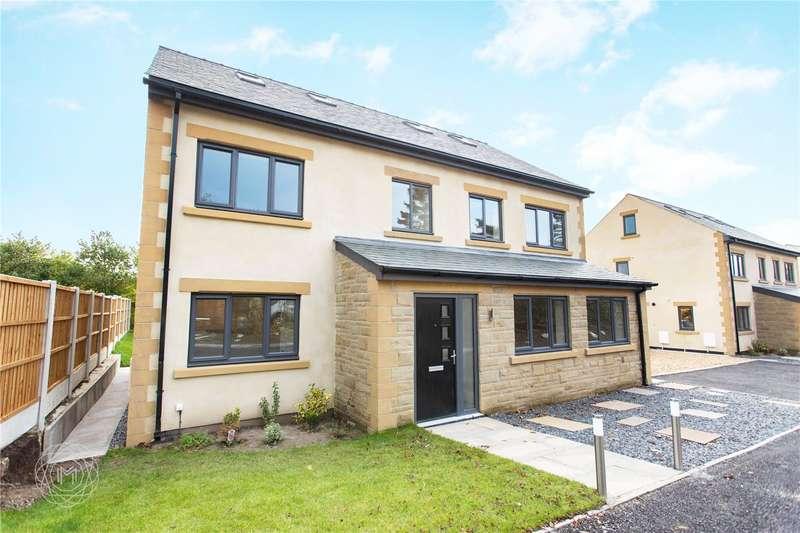 5 Bedrooms Detached House for sale in Helmshore Road, Haslingden, Rossendale, BB4