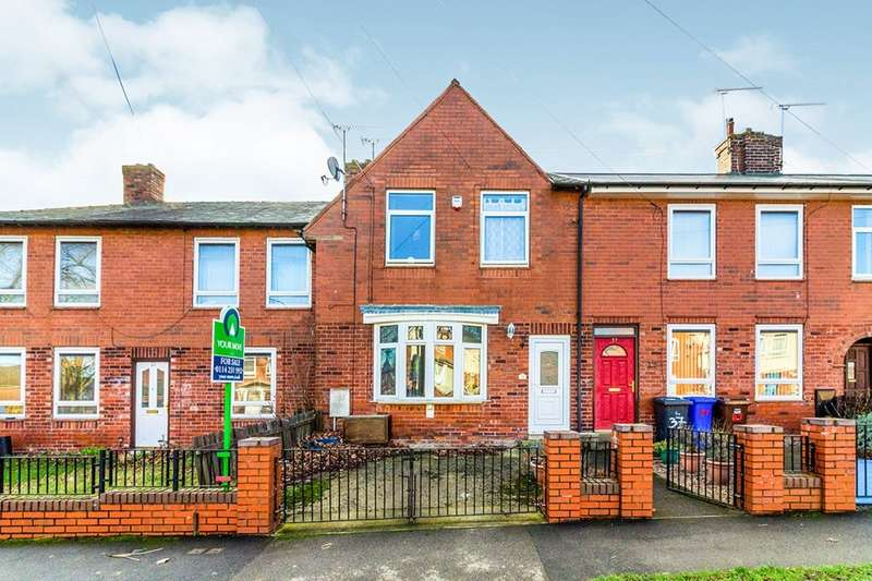 3 Bedrooms House for sale in Fairthorn Road, Sheffield, South Yorkshire, S5