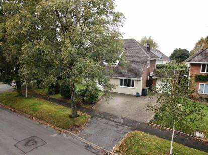 4 Bedrooms Detached House for sale in Denehurst Parkway, Cuddington, Northwich, Cheshire