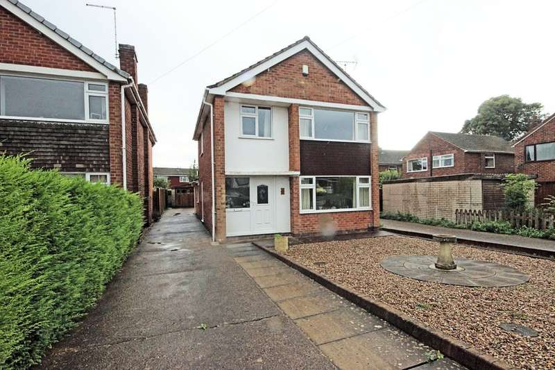 3 Bedrooms Detached House for sale in Angrave Road, East Leake