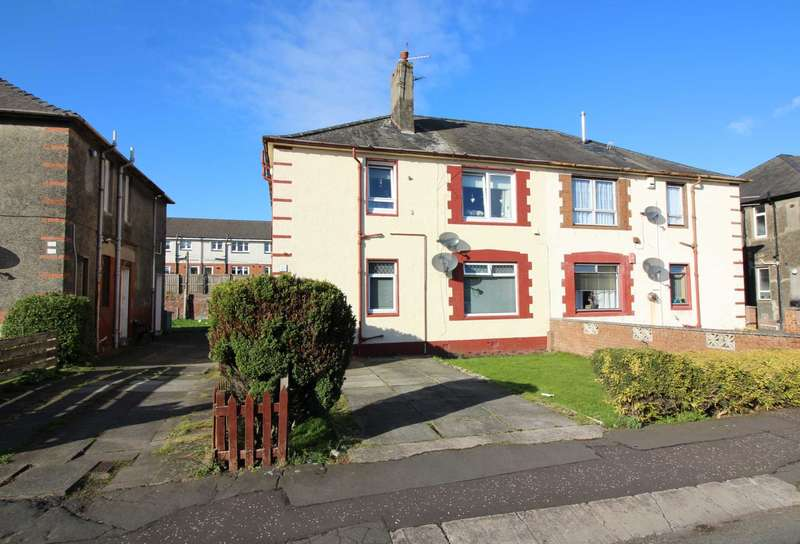 2 Bedrooms Flat for sale in Wilson Street, Ayr