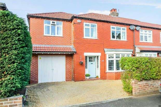 4 Bedrooms Semi Detached House for sale in Egerton Drive, Hale