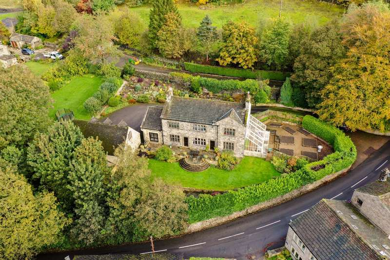 5 Bedrooms Detached House for sale in Greenhill Lane, Bingley, BD16 4AY