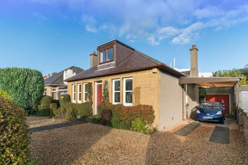 4 Bedrooms Detached Bungalow for sale in Meadowfield Avenue, Duddingston, Edinburgh, EH8
