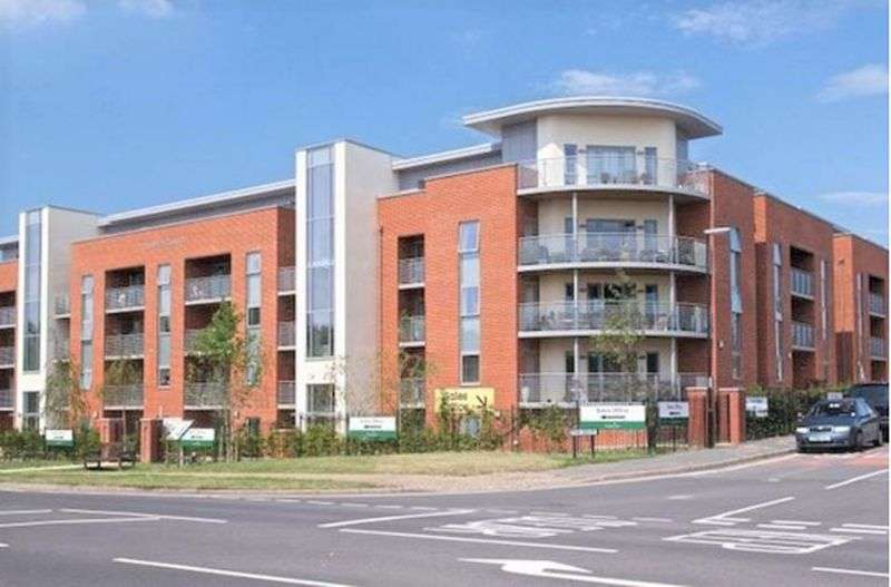 1 Bedroom Property for sale in Corbett Court, Burgess Hill: ** JULIETTE BALCONY WITH FAR REACHING VIEWS**